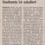 SN Artikel Streit Neubau Stadtamt 30.08.2013