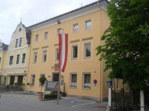 Rathaus Oberndorf