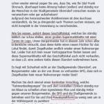 SPÖ Oberndorf zu Spar Ziegelhaiden