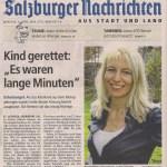 Lebensretterin aus Oberndorf 1