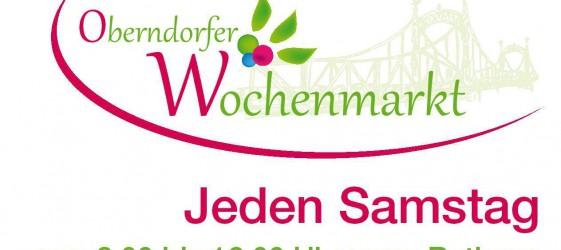Wochenmarkt Oberndorf
