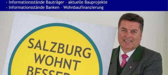 Informationsveranstaltung neue Salzburger Wohnbauförderung Oberndorf