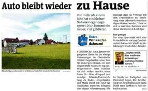 Bezirksblätter - Spar Ziegelhaiden