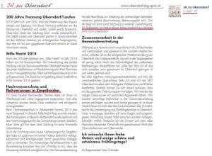 SPÖ Oberndorf - Spar Ziegelhaiden - 04. April 2015