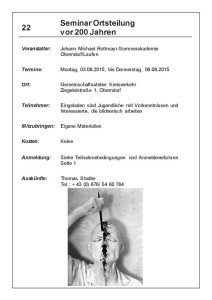 Ferienprogramm 2015 Oberndorf und Laufen (25)