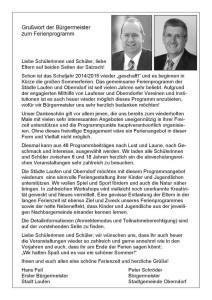 Ferienprogramm 2015 Oberndorf und Laufen (3)
