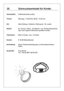 Ferienprogramm 2015 Oberndorf und Laufen (38)