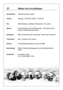 Ferienprogramm 2015 Oberndorf und Laufen (40)