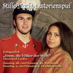 Stille-Nacht Historienspiele 2015