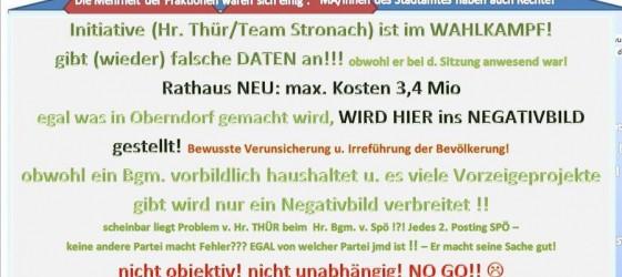 JA zu Oberndorf - SPÖ Oberndorf (1)