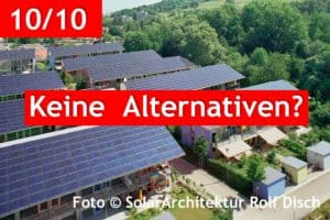 Keine Alternativen?